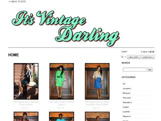 Shop at itsvintagedarling.bigcartel.com