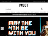 I Want One Of Those - Iwoot | Gifts, Gadgets & Games Coupon Codes