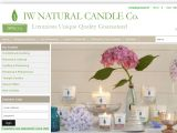 Iwnaturalcandles.co.uk Coupons