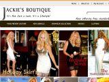 Jackiesboutique.com Coupons