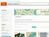 Jackjackbaby.etsy.com Coupons