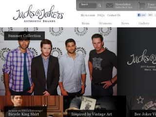 Shop at jacksandjokers.com