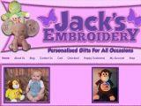 Jacksembroidery.co.uk Coupons