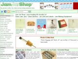 Browse Jam Jar Shop