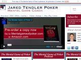 Jaredtendlerpoker.com Coupon Codes