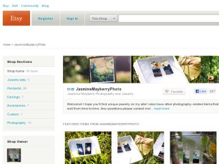 Shop at jasminemayberryphoto.etsy.com