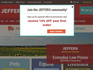 Shop at jefferspet.com