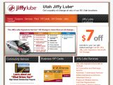 Browse Jiffy Lube Utah