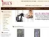 Browse Jill's Boutique