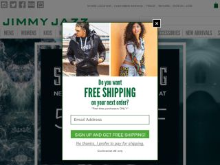 Shop at jimmyjazz.com