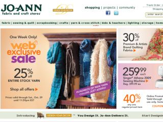 Shop at jo-ann.com