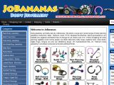 Browse Jobananas Body Jewellery