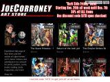 Joecorroney Coupon Codes