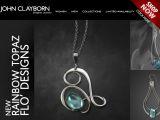 Browse John Clayborn Jewelry