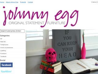 Shop at johnnyegg.bigcartel.com