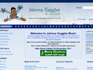 Shop at johnnygogglesmusic.co.uk