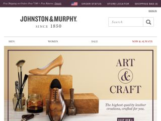 Shop at johnstonmurphy.com