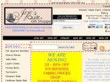 Browse Jojo's Quilt Shoppe