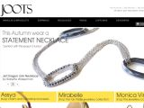 Browse Joots Jewellery