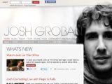 Browse Josh Groban