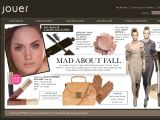 Browse Jouer Cosmetics