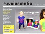 Browse Junior Mafia Kids Wear