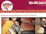 Justjaneboutique.com Coupon Codes