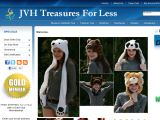 Jvhtreasuresforless.com Coupons