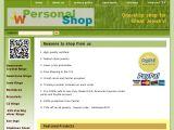 Jwpersonalshop.com Coupons
