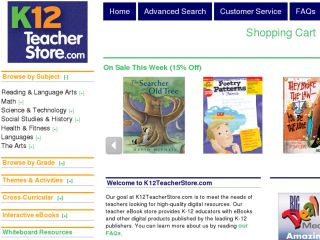 Shop at k12teacherstore.com