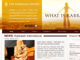 Browse Kabbalah Centre International