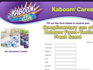 Shop at kaboomcares.com