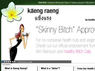 Shop at kaengraeng.com