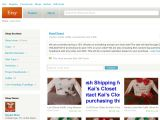 Kaiscloset.etsy.com Coupons