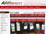 Kalibeauty.com Coupon Codes