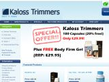Kalosstrimmers.co.uk Coupons