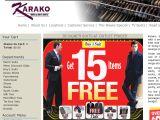 Browse Karako Suits