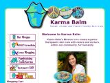 Browse Karma Balm All Natural Skin Care
