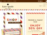 Kate Spade New York Coupon Codes