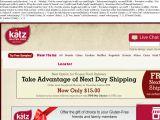 Browse Katz Gluten Free