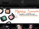 Kbybeverleyknightcosmetics.com Coupon Codes