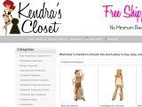 Browse Kendra's Closet