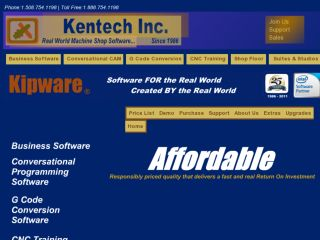 Shop at kentechinc.com