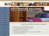 Kidsfurnituresolutions.com Coupon Codes