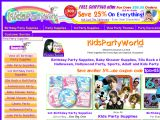 Kidspartyworld.com Coupon Codes