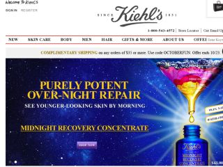 Shop at kiehls.com