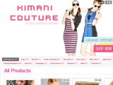 Kimanicouture.com Coupon Codes