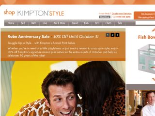 Shop at kimptonstyle.com