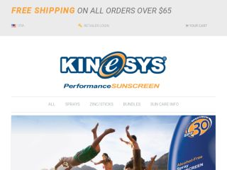 Shop at kinesys.com