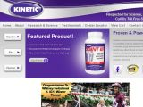 Browse Kinetic Tech